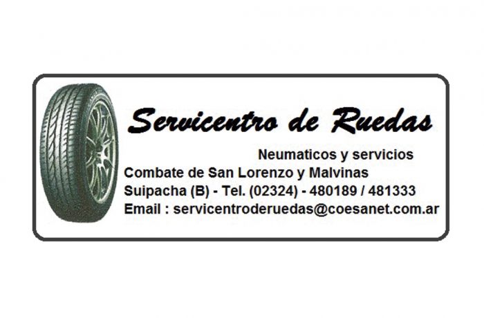 Servicentro de Ruedas