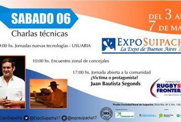 ExpoSuipacha: Charlas Técnicas