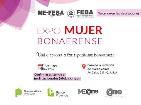 expo mujer invitacion